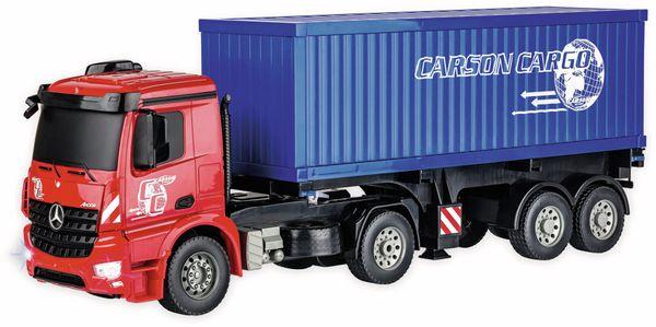 CARSON 1:20 MB Arocs mit Container, 2.4GHz, 100% RTR - Produktbild 2
