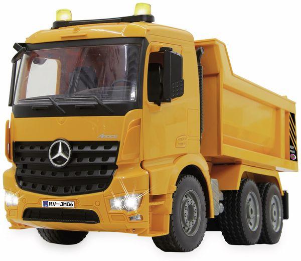 JAMARA Muldenkipper Mercedes-Benz Arocs, 1:20, 2,4GHz - Produktbild 4