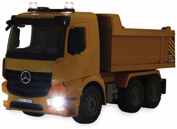 JAMARA Muldenkipper Mercedes-Benz Arocs, 1:20, 2,4GHz - Produktbild 8