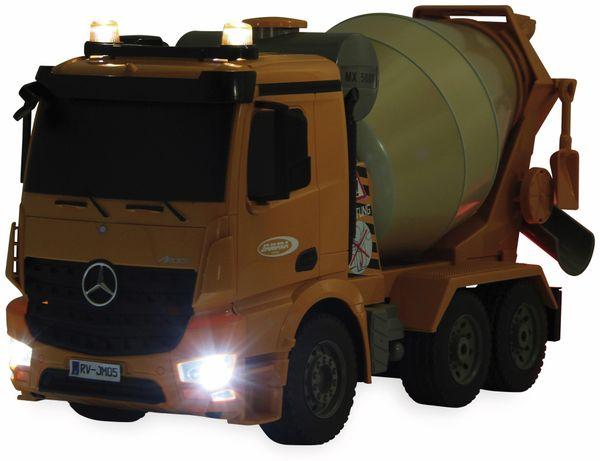 JAMARA Betonmischer Mercedes Benz Arocs, 1:20, 2,4GHz - Produktbild 9