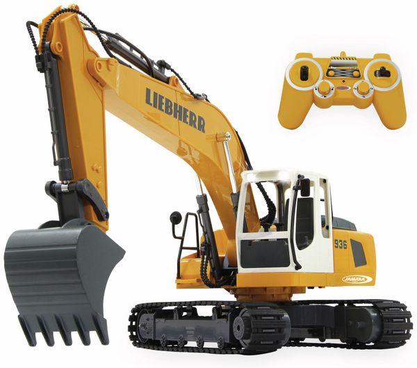 JAMARA Bagger Liebherr R936, 1:20, 2,4GHz, Destruction-Set