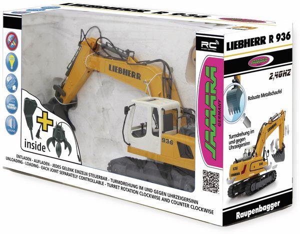 JAMARA Bagger Liebherr R936, 1:20, 2,4GHz, Destruction-Set - Produktbild 3