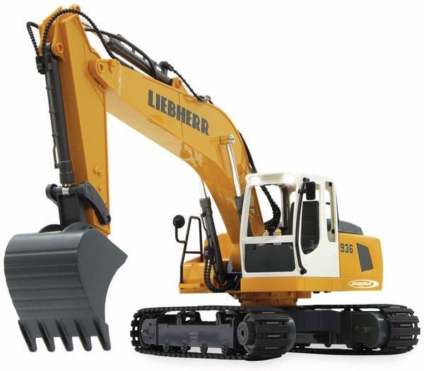JAMARA Bagger Liebherr R936, 1:20, 2,4GHz, Destruction-Set - Produktbild 6