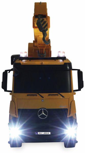JAMARA Schwerlastkran Mercedes-Benz Arocs Liebherr, 1:20, 2,4GHz - Produktbild 8