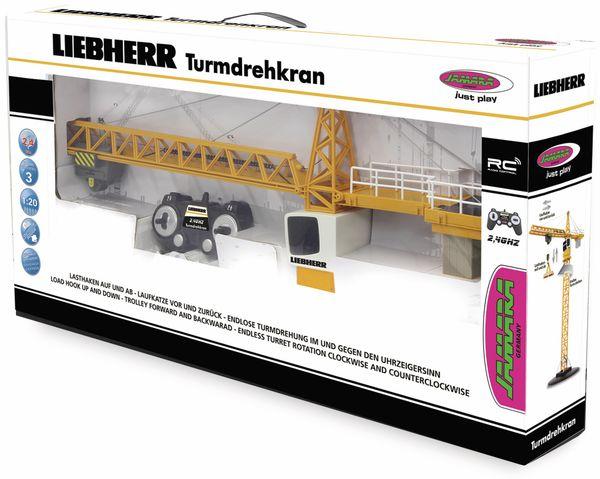 JAMARA Turmdrehkran Liebherr, 1:20, 2,4GHz - Produktbild 2