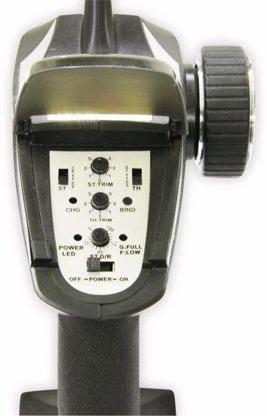 JAMARA Fernsteuerung CCX, 2,4GHz, LiPo 3 Kanäle - Produktbild 6