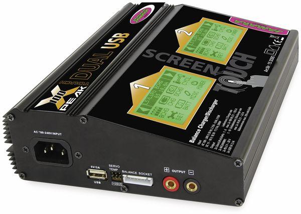 JAMARA Ladegerät X-Peak 100 Touch Dual USB - Produktbild 3