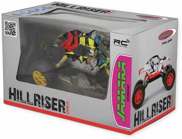 JAMARA Hillriser Crawler 4WD, gelb, 1:18, 2,4GHz - Produktbild 2