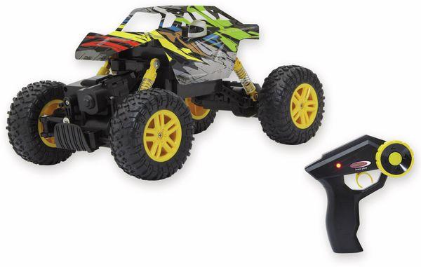 JAMARA Hillriser Crawler 4WD, gelb, 1:18, 2,4GHz - Produktbild 3