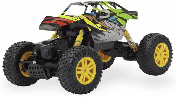 JAMARA Hillriser Crawler 4WD, gelb, 1:18, 2,4GHz - Produktbild 5