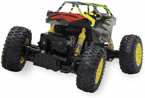 JAMARA Hillriser Crawler 4WD, gelb, 1:18, 2,4GHz - Produktbild 6