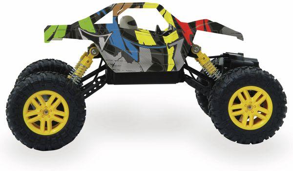 JAMARA Hillriser Crawler 4WD, gelb, 1:18, 2,4GHz - Produktbild 7