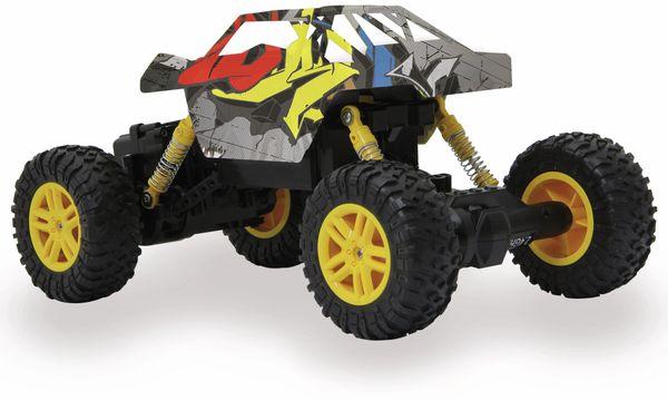 JAMARA Hillriser Crawler 4WD, gelb, 1:18, 2,4GHz - Produktbild 8