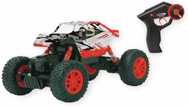 JAMARA Hillriser Crawler 4WD, orange, 1:18, 2,4GHz