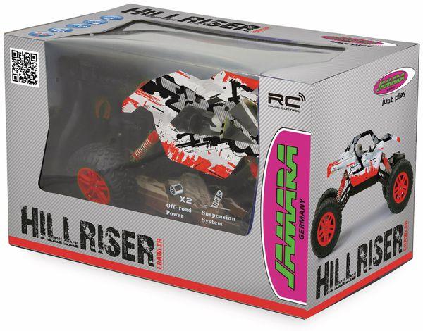 JAMARA Hillriser Crawler 4WD, orange, 1:18, 2,4GHz - Produktbild 2