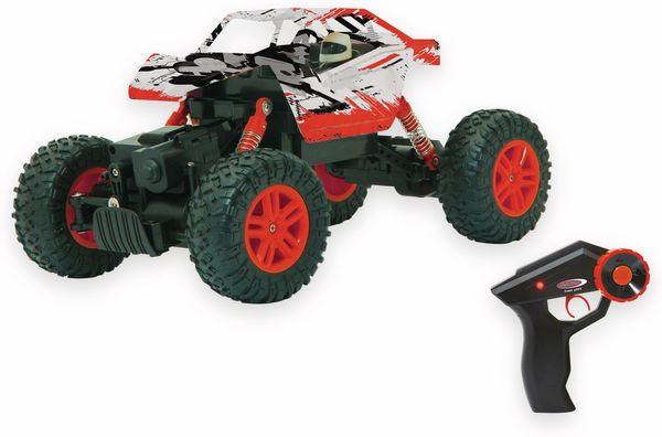 JAMARA Hillriser Crawler 4WD, orange, 1:18, 2,4GHz - Produktbild 3