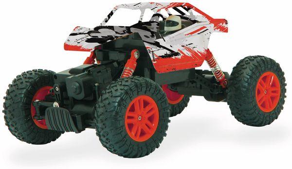 JAMARA Hillriser Crawler 4WD, orange, 1:18, 2,4GHz - Produktbild 5