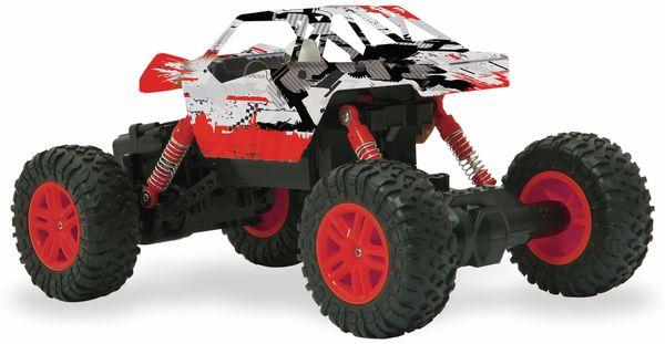 JAMARA Hillriser Crawler 4WD, orange, 1:18, 2,4GHz - Produktbild 6