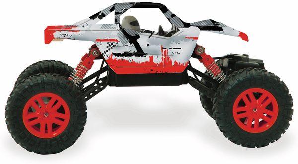 JAMARA Hillriser Crawler 4WD, orange, 1:18, 2,4GHz - Produktbild 7