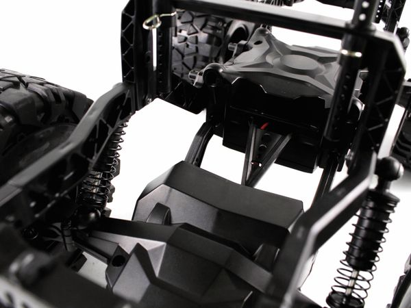 Crawler PickUp DF-MODELS, 1:10 RTR, 4WD, rot - Produktbild 2