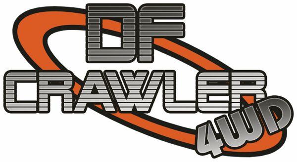 Crawler PickUp DF-MODELS, 1:10 RTR, 4WD, rot - Produktbild 4