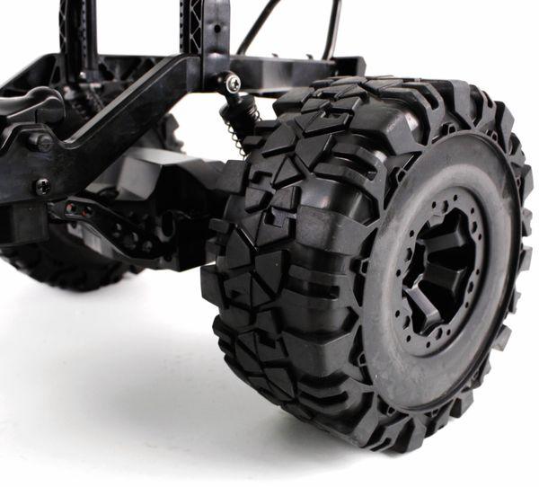 Crawler PickUp DF-MODELS, 1:10 RTR, 4WD, rot - Produktbild 10