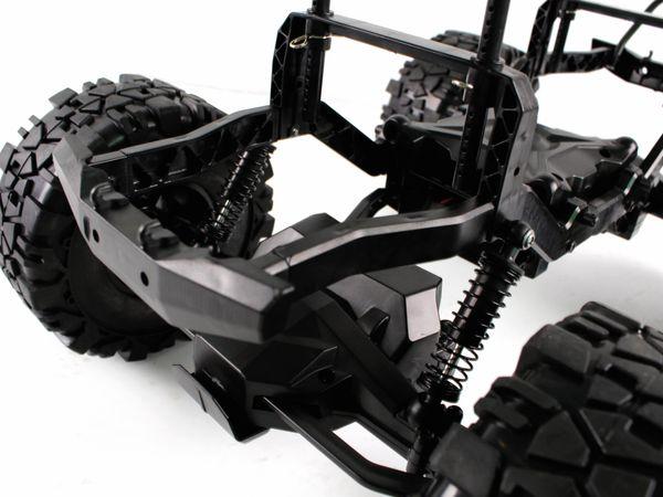 Crawler PickUp DF-MODELS, 1:10 RTR, 4WD, rot - Produktbild 11