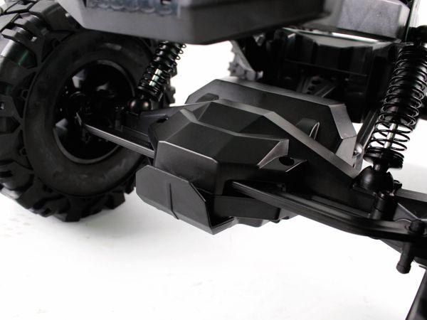 Crawler PickUp DF-MODELS, 1:10 RTR, 4WD, rot - Produktbild 12