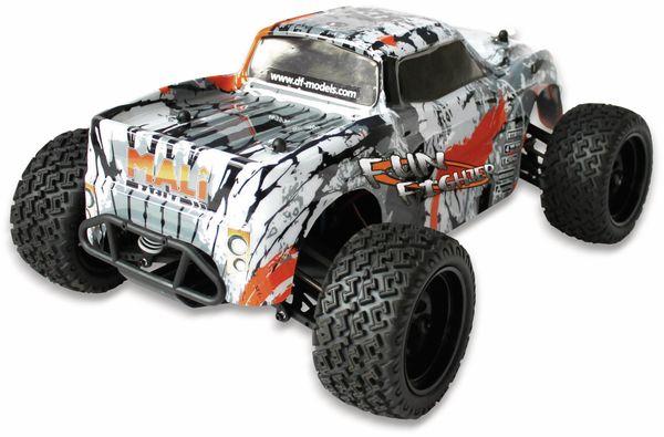 FunFighter Truck DF MODELS, 1:10 RTR, 4WD, 550er Burshed Motor - Produktbild 9