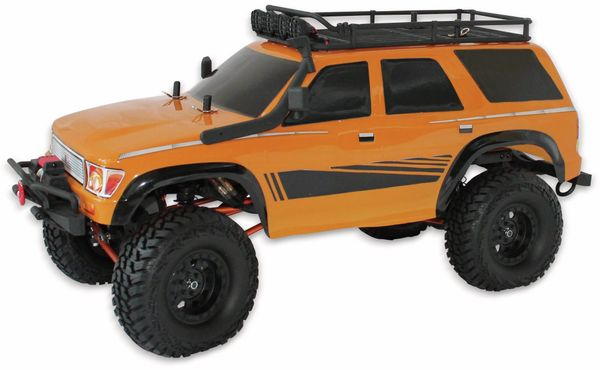 4S Scale-Crawler DF MODELS, 1:10 RTR, 4WD, 313 mm Edition - Van