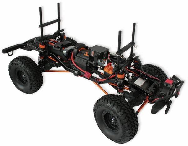 4S Scale-Crawler DF MODELS, 1:10 RTR, 4WD, 313 mm Edition - Van - Produktbild 2
