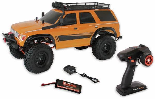 4S Scale-Crawler DF MODELS, 1:10 RTR, 4WD, 313 mm Edition - Van - Produktbild 4