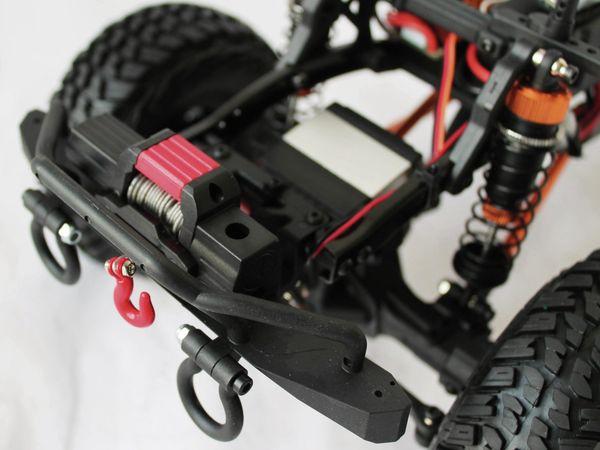 4S Scale-Crawler DF MODELS, 1:10 RTR, 4WD, 313 mm Edition - Van - Produktbild 8