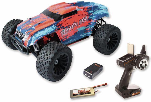 HotFlash brushless Truck DF MODELS, 1:10XL - RTR, 4WD