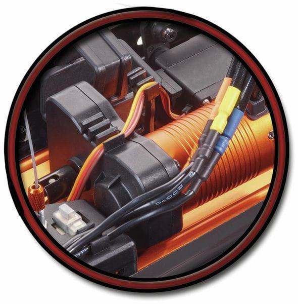 HotFlash brushless Truck DF MODELS, 1:10XL - RTR, 4WD - Produktbild 4