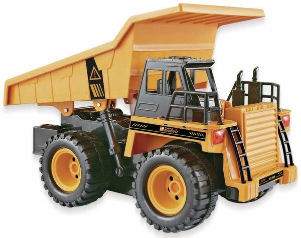 DF-Dumper - Muldenkipper No. 1590, Modell-LKW ferngesteuert - Produktbild 2