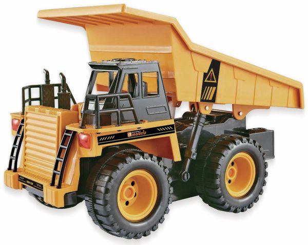 DF-Dumper - Muldenkipper No. 1590, Modell-LKW ferngesteuert - Produktbild 3