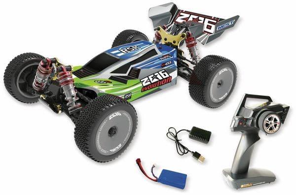 RC-Buggy DF MODELS Z06 Evolution, 1:14 RTR, 4WD-Antrieb