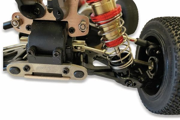 RC-Buggy DF MODELS Z06 Evolution, 1:14 RTR, 4WD-Antrieb - Produktbild 6