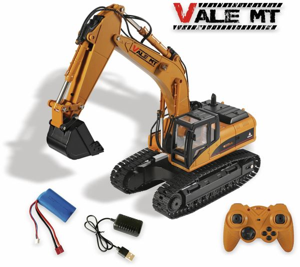 RC-Metall-Bagger DF MODELS, Vale MT, 1:14 RTR