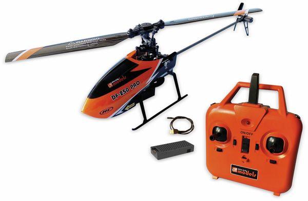 Helikopter DF MODELS DF-250 PRO, RTF - Produktbild 2