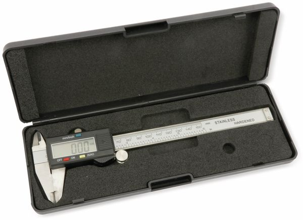 Digitaler Präzisions-Messschieber, 150 mm - Produktbild 2