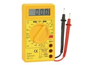 Digital-Multimeter PM 110