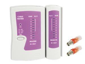 Netzwerk-Kabeltester NS-468 - Produktbild 1