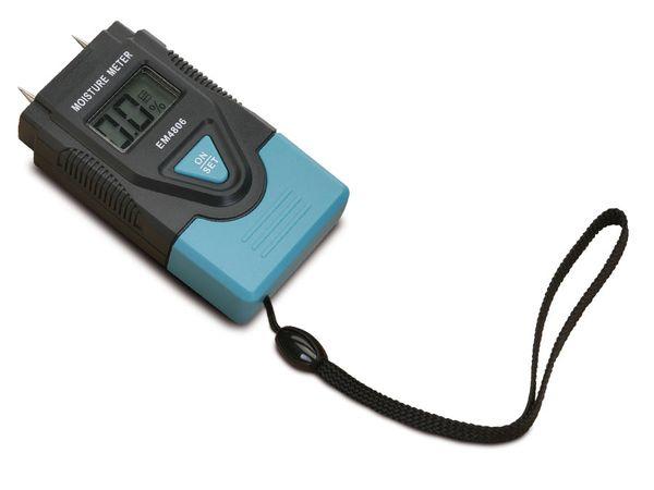 Digitales Feuchte-Messgerät EM4806