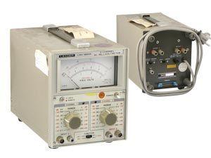 Millivoltmeter LEADER LMV-189AR