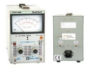Millivoltmeter PeakTech 5350MVM