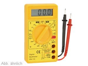Digital-Multimeter PM110 D