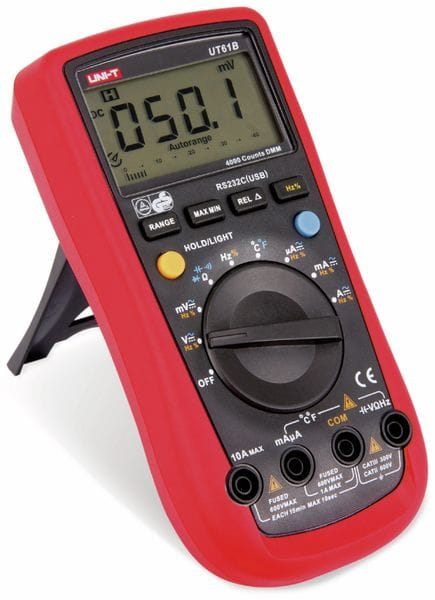 Digital-Multimeter UNI-T UT61B - Produktbild 1