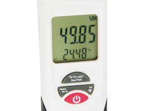 Luftfeuchtigkeits-/Temperaturmessgerät - Produktbild 2